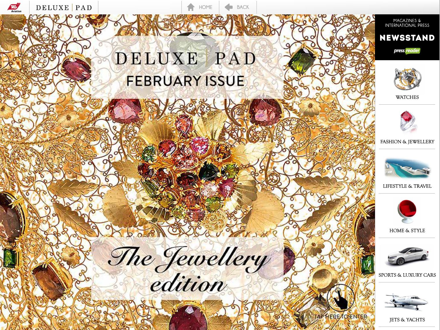 Diamond Jewellery Deluxe Pad The Jewellery Edition