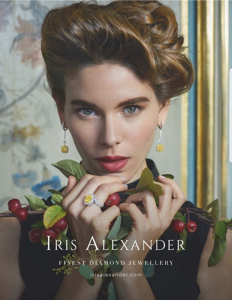 Iris Alexander Great Revival Ring