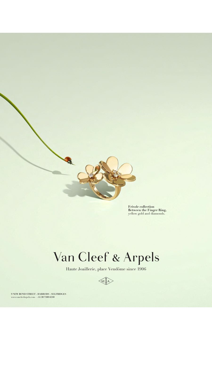 Van Cleef & Arpels Jewellery Vogue