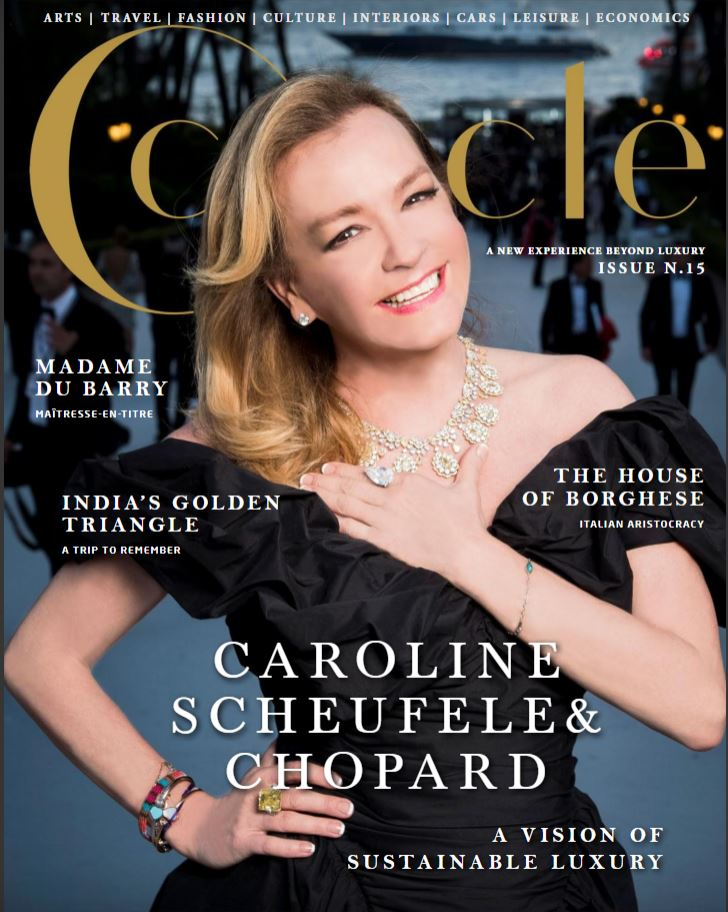 Ccercle N15 edition cover